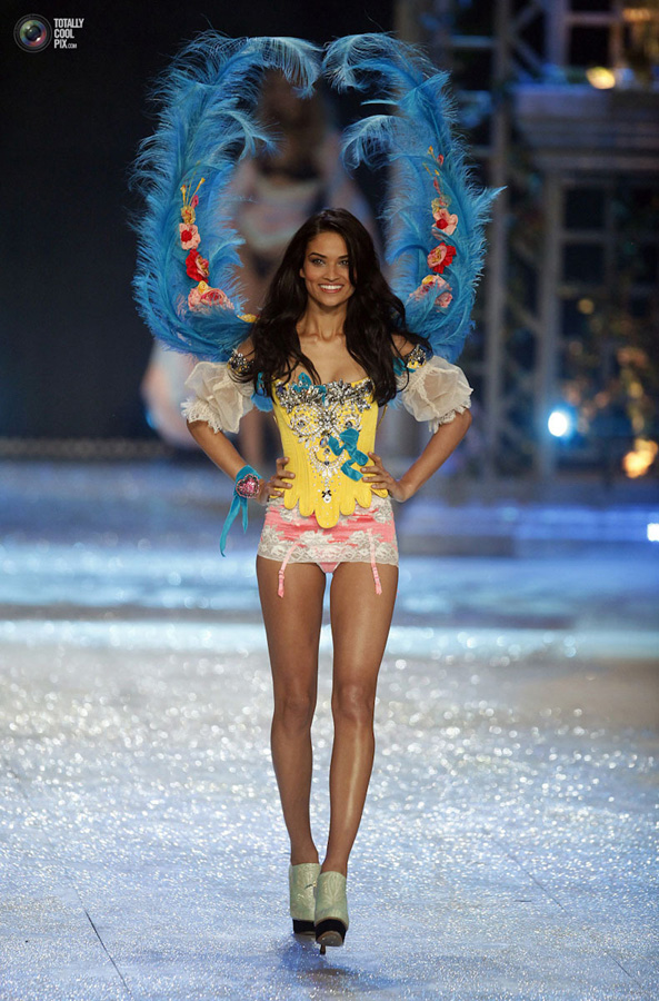 Victoriassecret 40 Модное шоу Victoria's Secret 2012