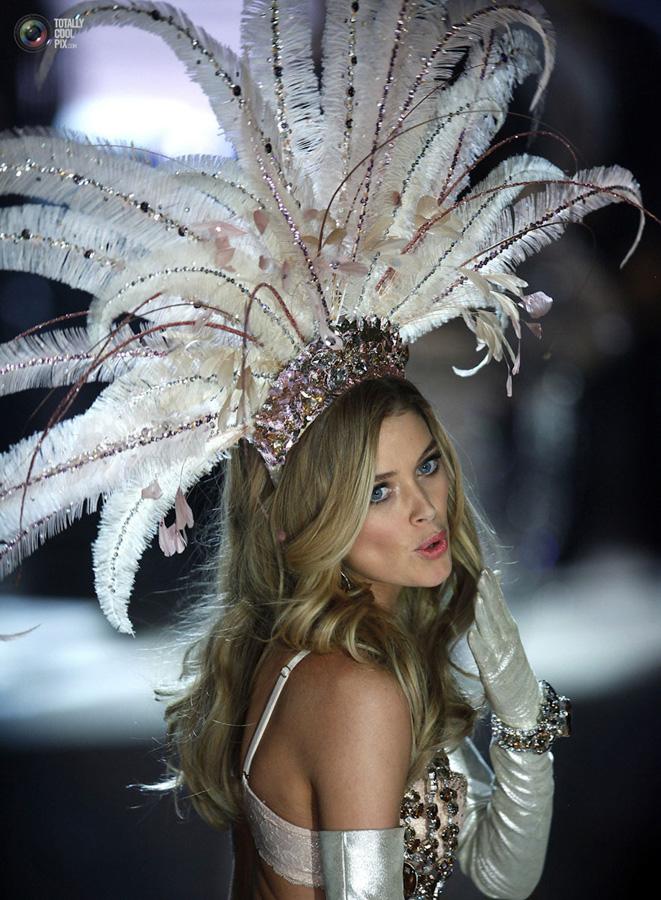 Victoriassecret 41 Модное шоу Victoria's Secret 2012