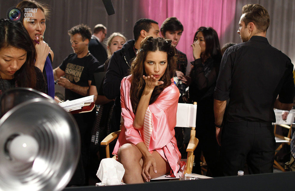 Victoriassecret 5 Модное шоу Victoria's Secret 2012