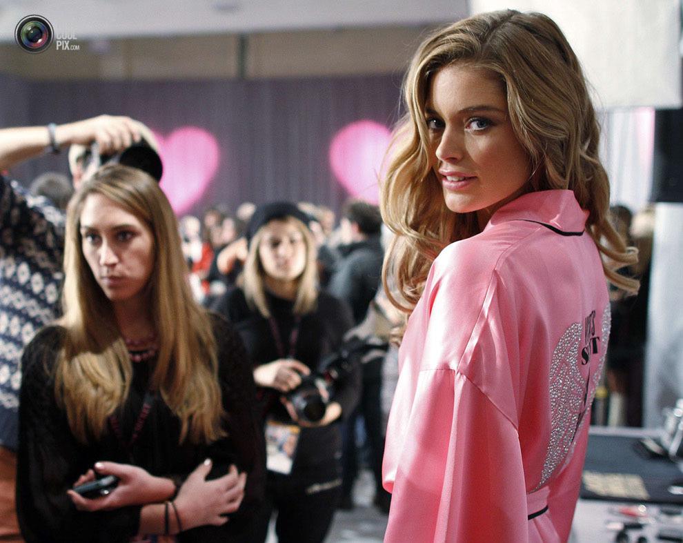 Victoriassecret 7 Модное шоу Victoria's Secret 2012