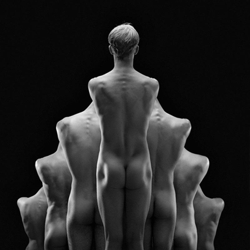 alien Кляксография Оливера Вальсеччи