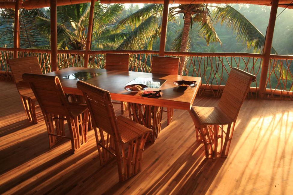 bambukoviotel 7 Бамбуковый отель на Бали