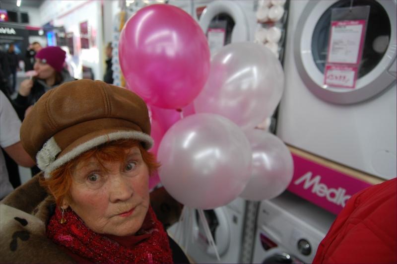 «Черная пятница» по-русски: Потреблядство в Белгороде