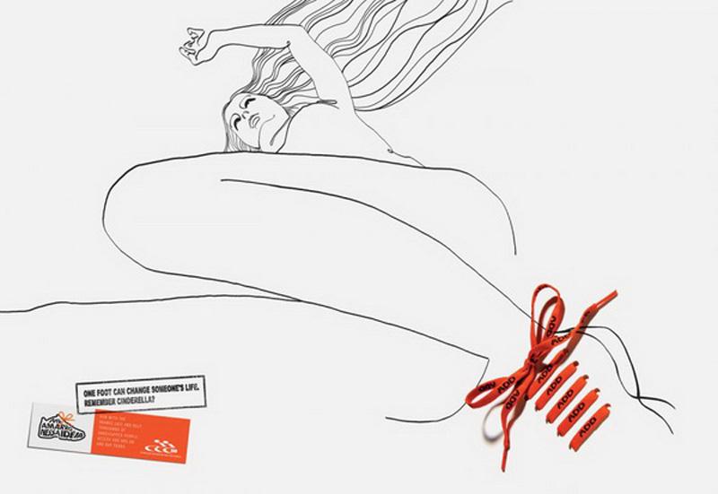 creativanderotic 1 13 самых эротичных и минималистских образцов наружной рекламы