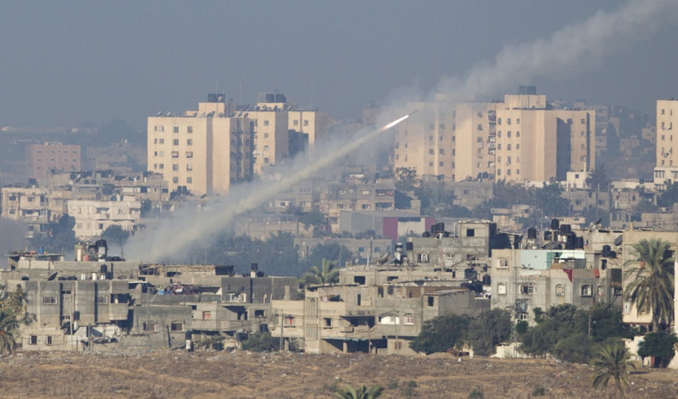 gaza02 Эскалация конфликта в секторе Газа