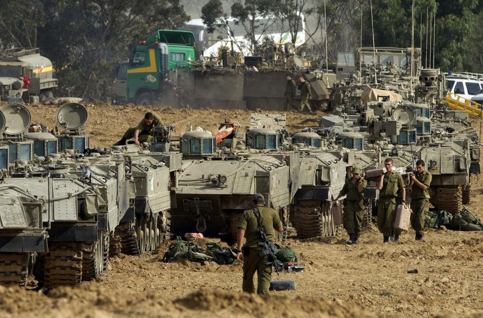 gaza03 Эскалация конфликта в секторе Газа