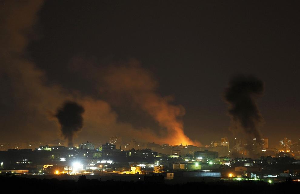 gaza06 Эскалация конфликта в секторе Газа