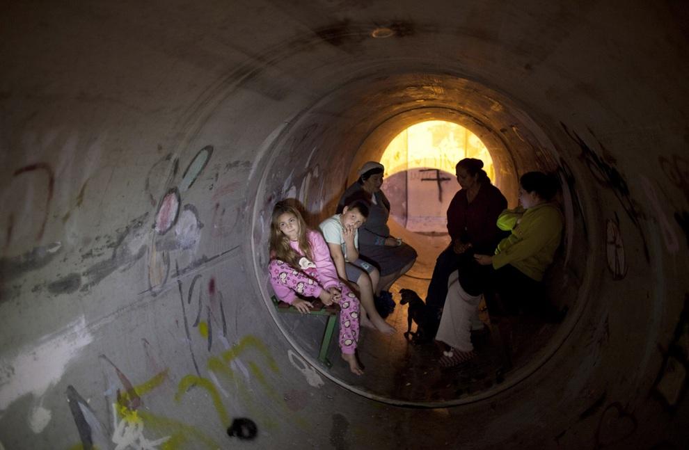 gaza08 Эскалация конфликта в секторе Газа