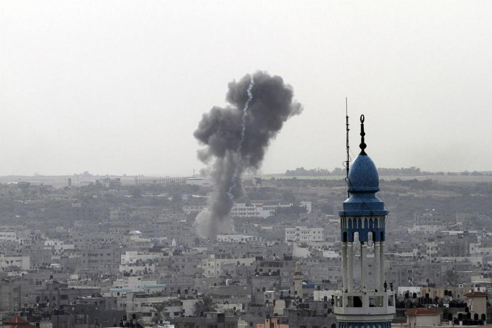 gaza10 Эскалация конфликта в секторе Газа