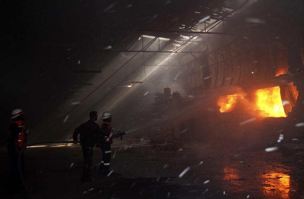 gaza11 Эскалация конфликта в секторе Газа