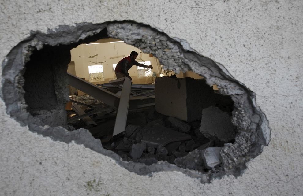 gaza12 Эскалация конфликта в секторе Газа