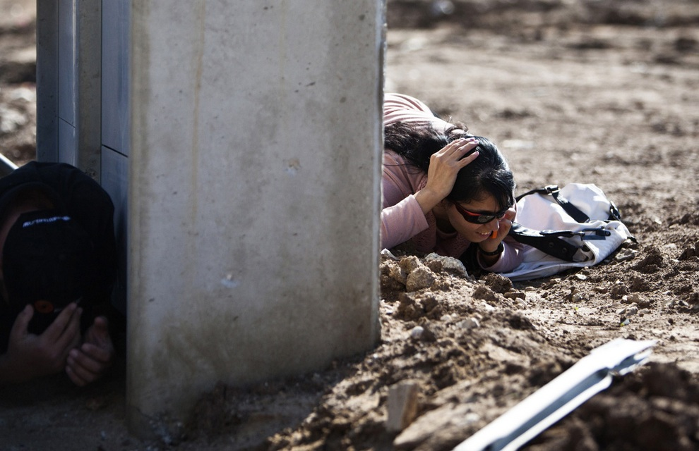 gaza13 Эскалация конфликта в секторе Газа