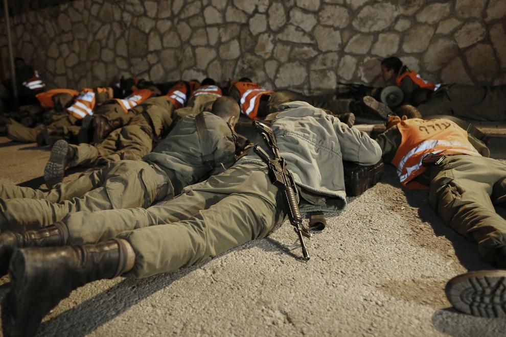 gaza14 Эскалация конфликта в секторе Газа