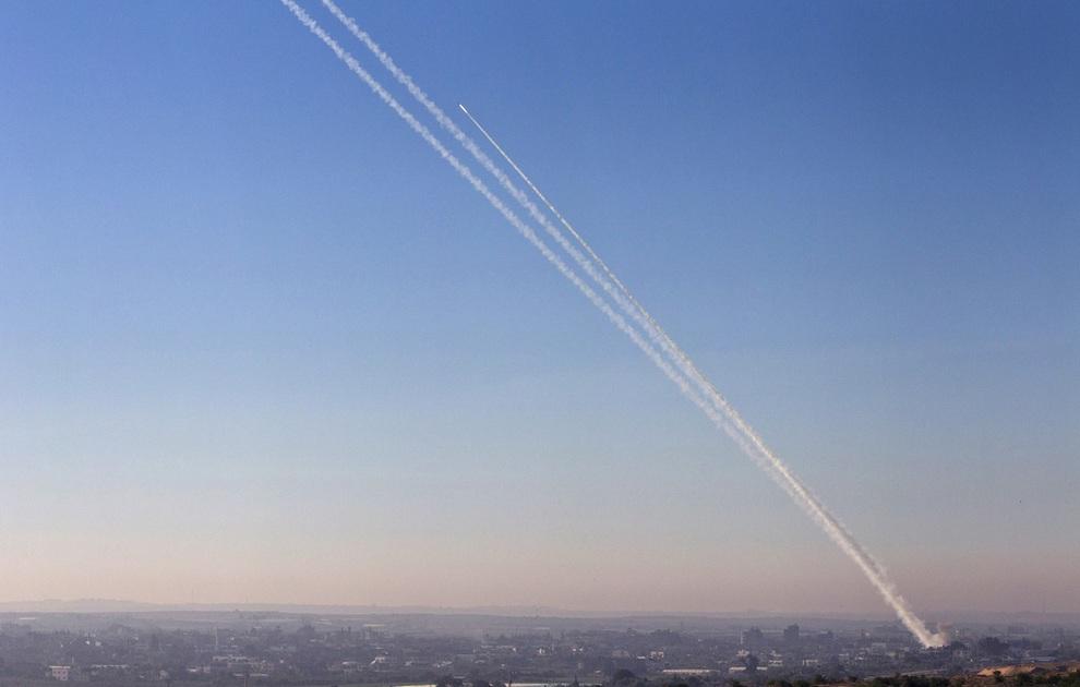 gaza18 Эскалация конфликта в секторе Газа