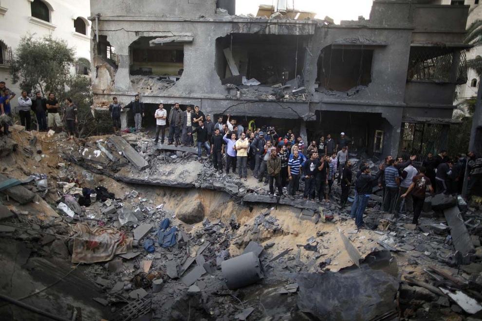 gaza19 Эскалация конфликта в секторе Газа
