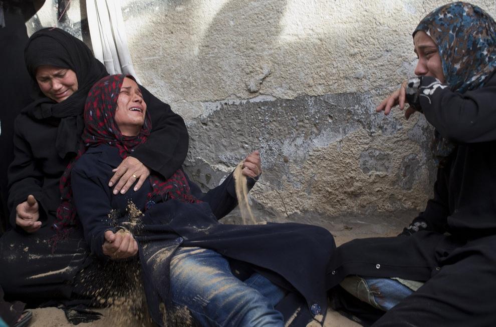 gaza20 Эскалация конфликта в секторе Газа