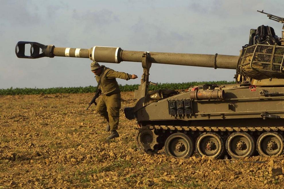 gaza22 Эскалация конфликта в секторе Газа