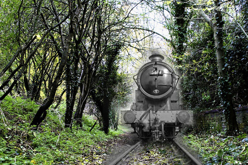 ghosttrains5 Поезда призраки Стюарта Макферсона