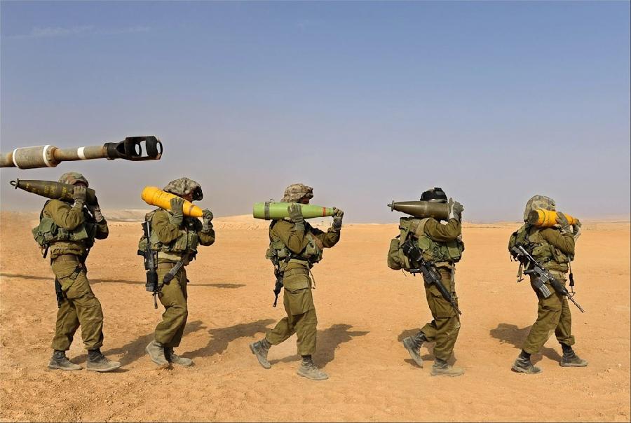 israelarmy 16 Армия Обороны Израиля
