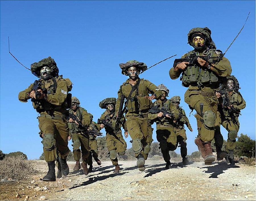 israelarmy 21 Армия Обороны Израиля