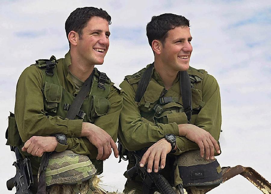 israelarmy 32 Армия Обороны Израиля