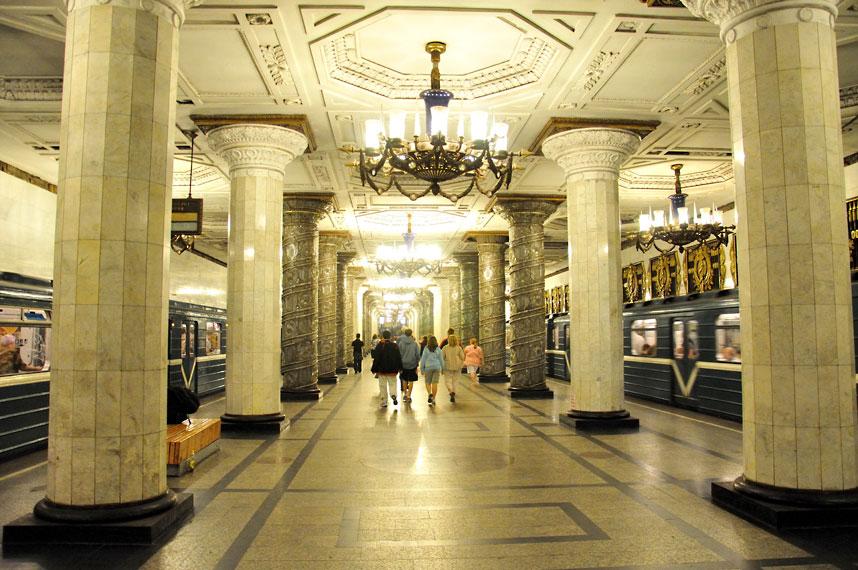metrostations 10 Самые впечатляющие станции метро в Европе