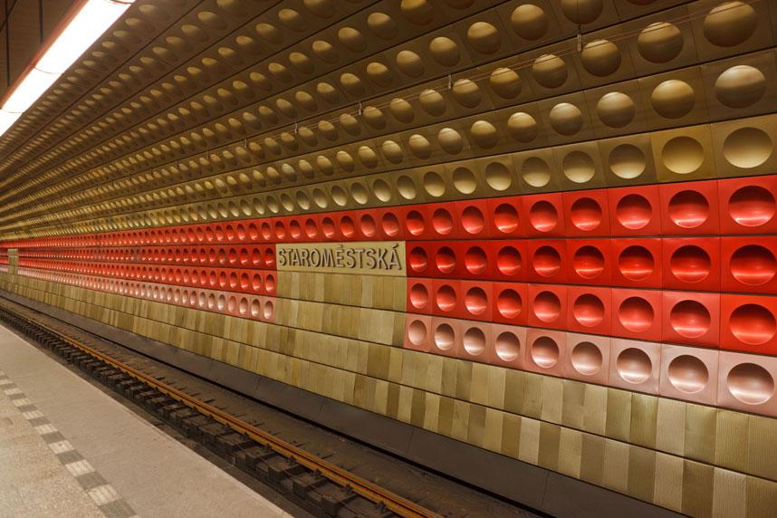 metrostations 11 Самые впечатляющие станции метро в Европе