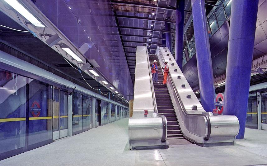 metrostations 18 Самые впечатляющие станции метро в Европе