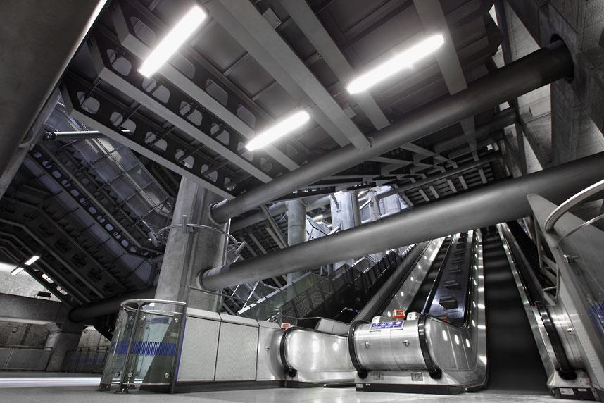 metrostations 4 Самые впечатляющие станции метро в Европе