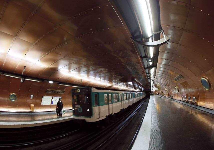 metrostations 5 Самые впечатляющие станции метро в Европе