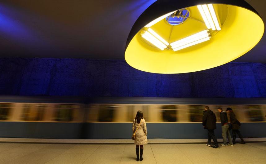 metrostations 6 Самые впечатляющие станции метро в Европе