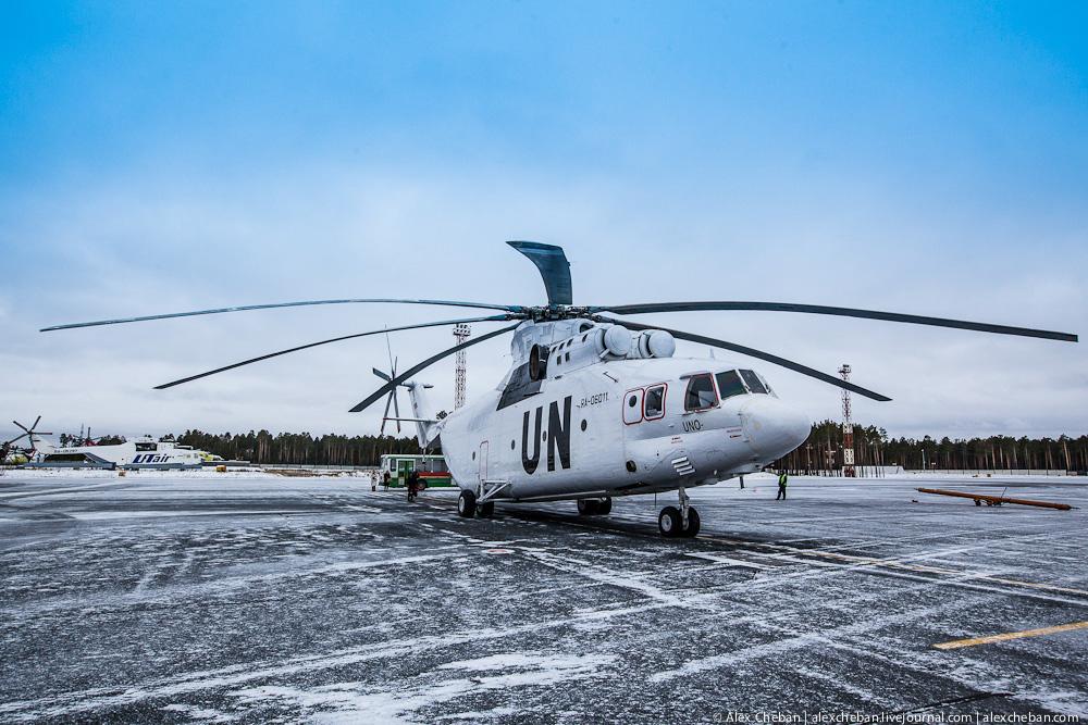 Mi26 2 самый большой в мире вертолет
