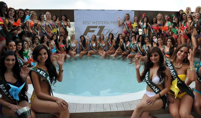 misszemlya2012 1 800x468 Горячие участницы конкурса красоты «Мисс Земля 2012» в купальниках