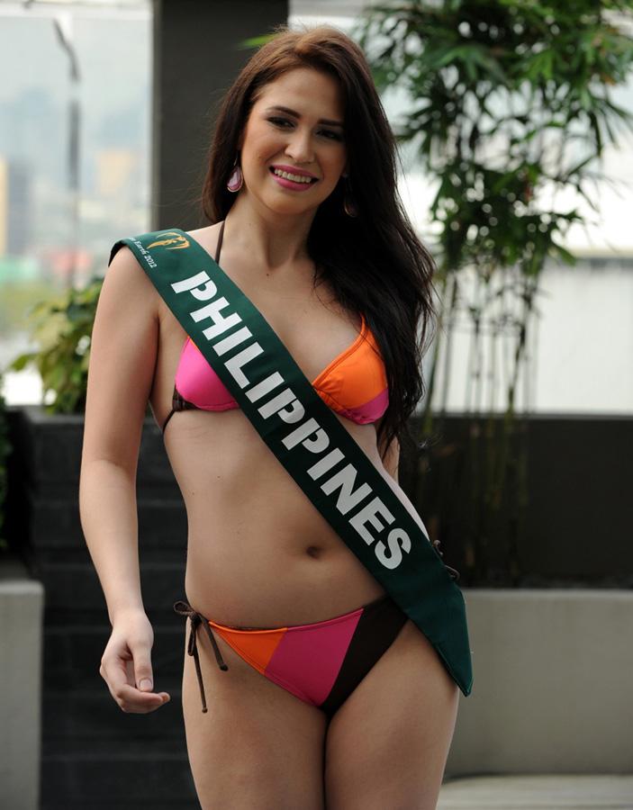 misszemlya2012 13 Горячие участницы конкурса красоты «Мисс Земля 2012» в купальниках