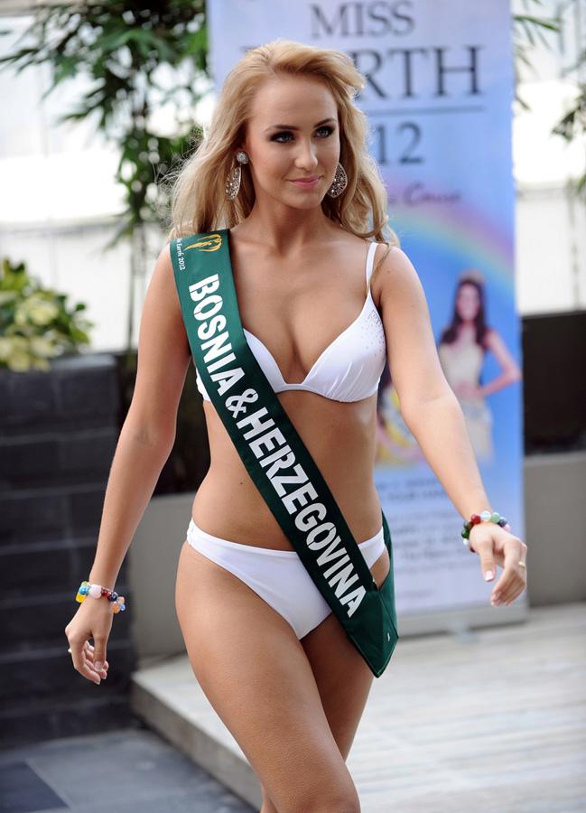 misszemlya2012 16 Горячие участницы конкурса красоты «Мисс Земля 2012» в купальниках