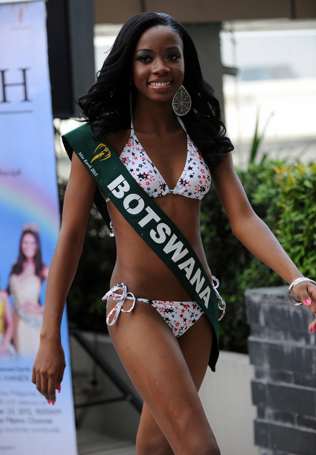 misszemlya2012 17 Горячие участницы конкурса красоты «Мисс Земля 2012» в купальниках