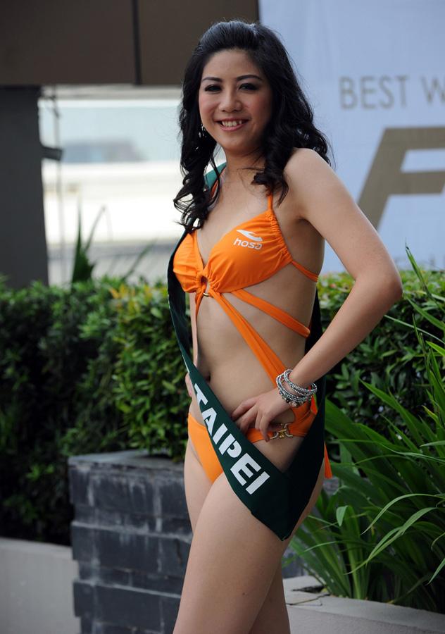 misszemlya2012 20 Горячие участницы конкурса красоты «Мисс Земля 2012» в купальниках
