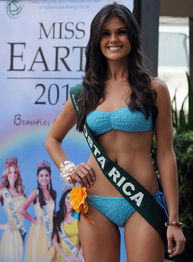 misszemlya2012 23 Горячие участницы конкурса красоты «Мисс Земля 2012» в купальниках