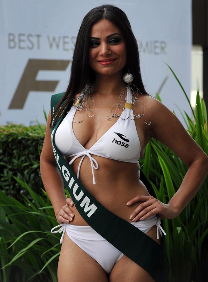 misszemlya2012 26 Горячие участницы конкурса красоты «Мисс Земля 2012» в купальниках