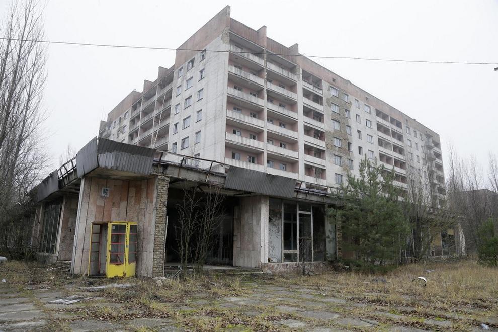 stroitelstvovchernobile 8 Строительство нового саркофага в Чернобыле