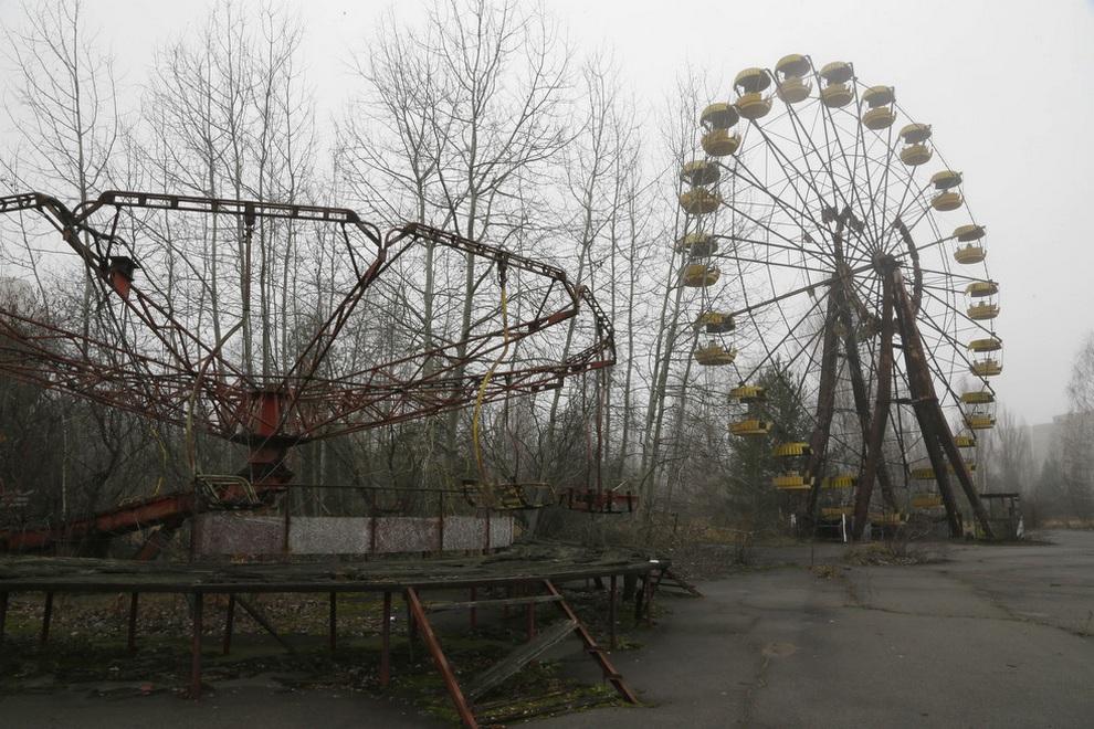 stroitelstvovchernobile 9 Строительство нового саркофага в Чернобыле