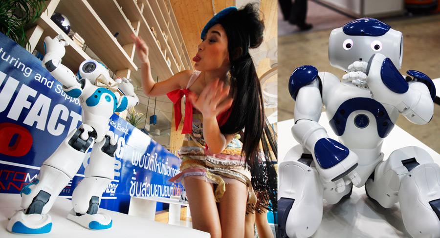 top10robots 10 ТОП 10 самых бесполезных роботов в мире