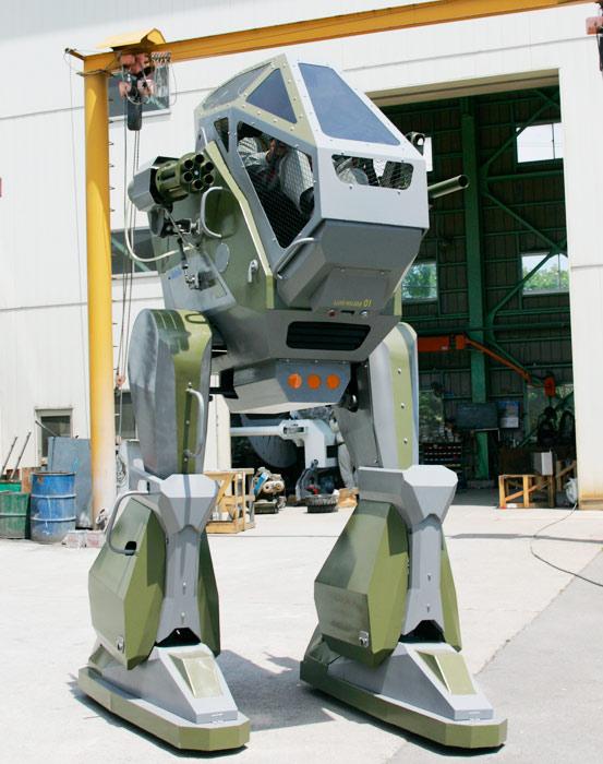 top10robots 6 ТОП 10 самых бесполезных роботов в мире