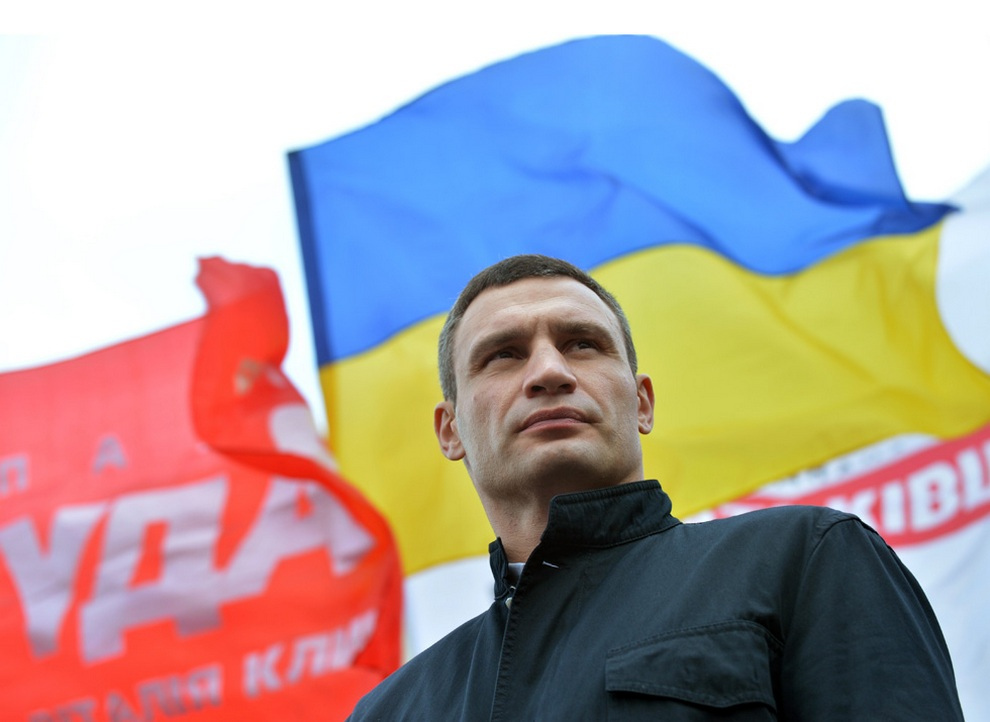 ukraine02 Митинг оппозиции в Киеве