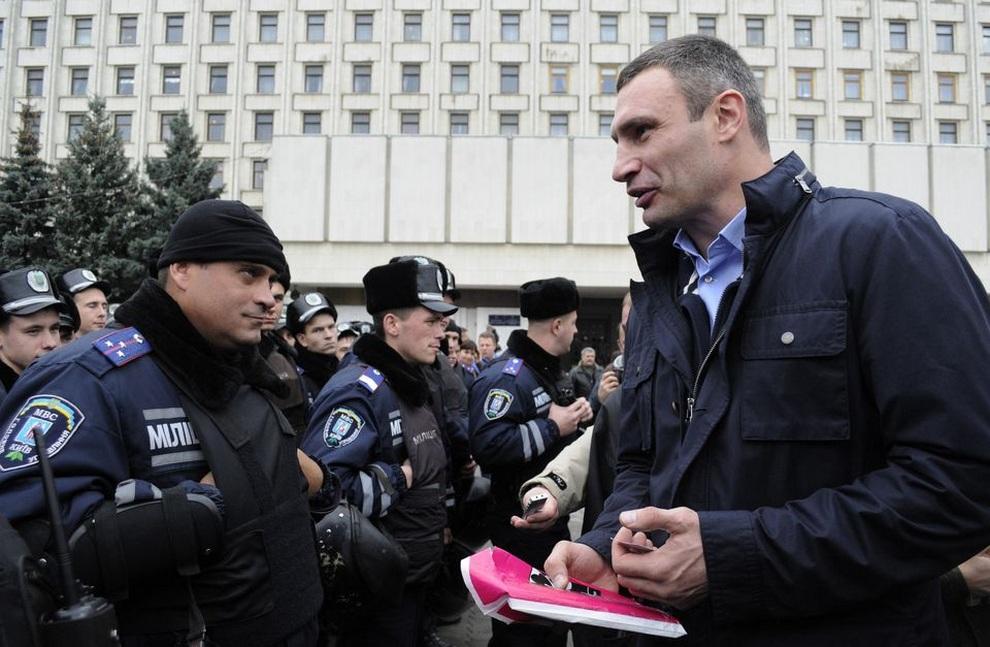 ukraine10 Митинг оппозиции в Киеве