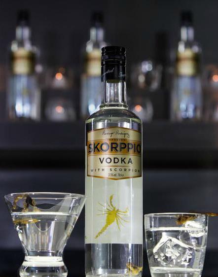 unusualdrinks 6 10 самых необычных алкогольных напитков в мире