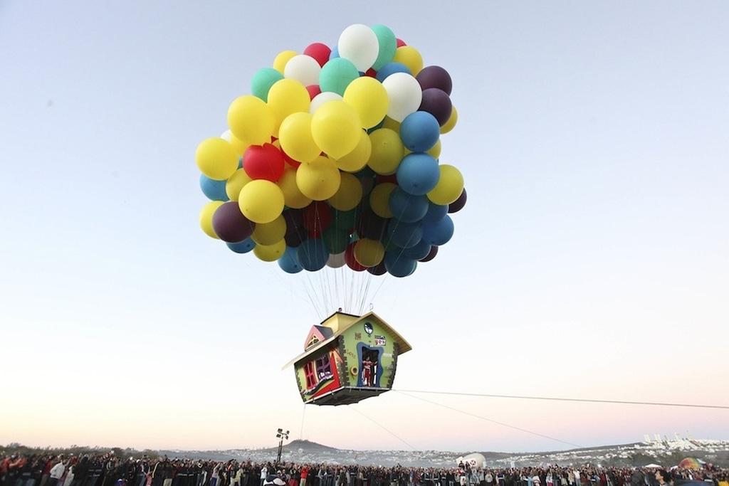 uphouse 1 Вверх на воздушных шарах