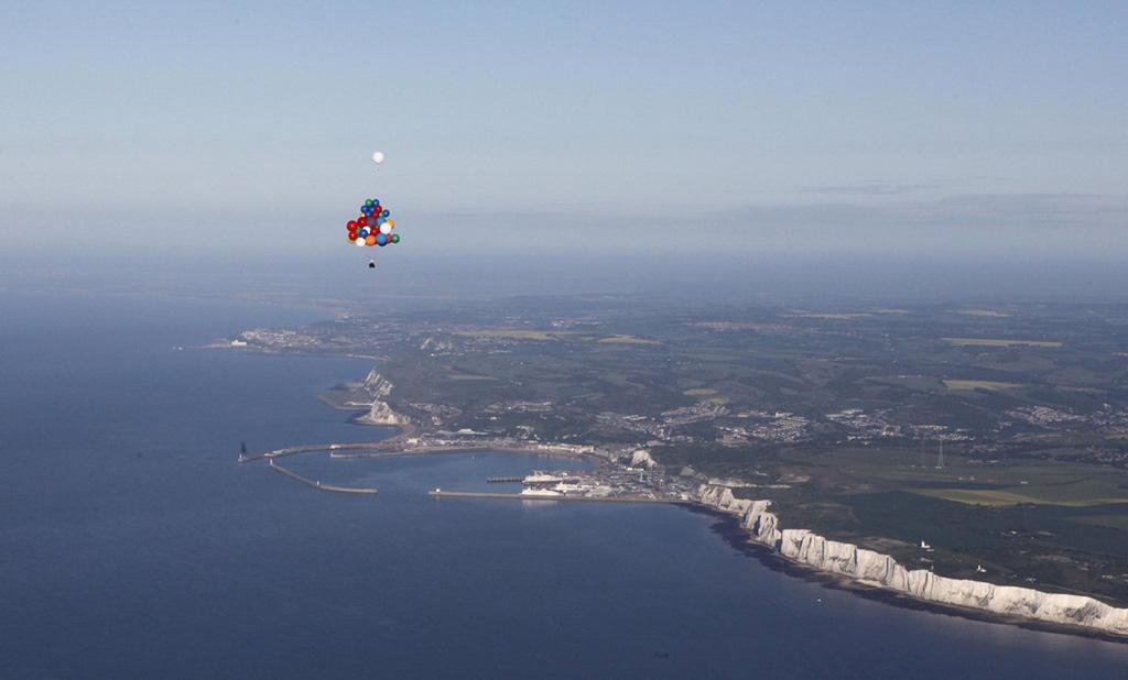 uphouse 5 Вверх на воздушных шарах