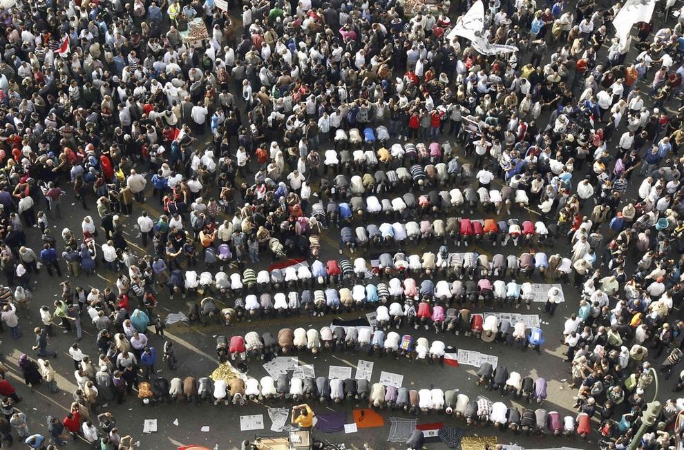 vostanieprotivmuxameda 11 Египетские оппозиционеры восстали против Мухаммеда Мурси