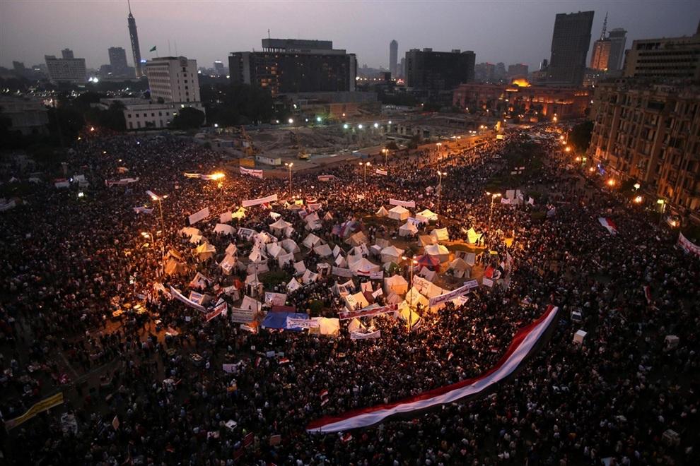 vostanieprotivmuxameda 12 Египетские оппозиционеры восстали против Мухаммеда Мурси